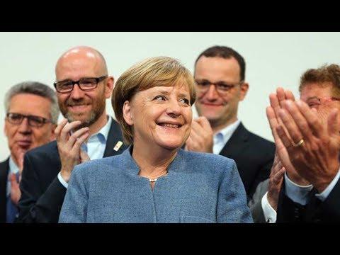 merkel in final push for coalition
