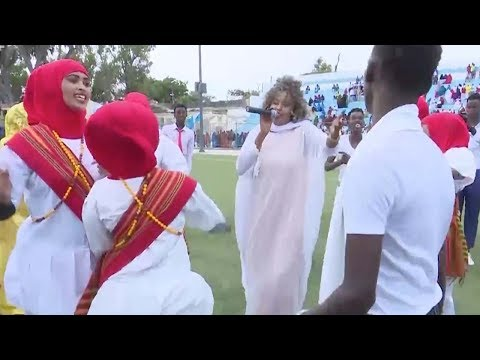 young somalians use music