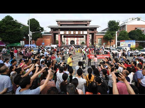 is chinas college entrance exam fair enough