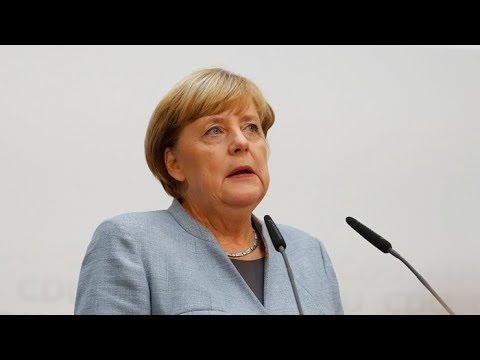 merkel wins fourth term vows