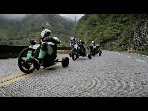 trike strike in brazil
