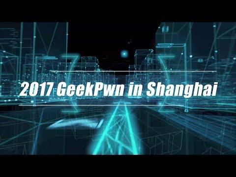 2017 geekpwn in shanghai 2017