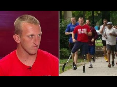 double amputee marine veteran runs 31 marathons