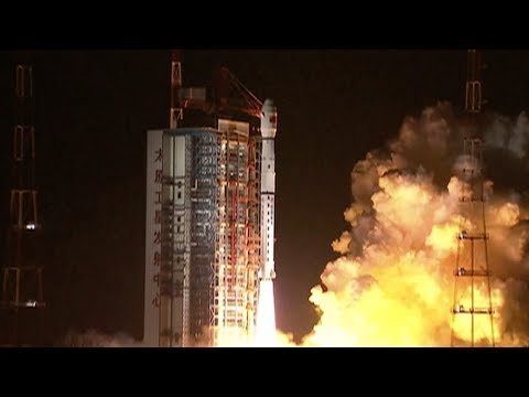 china launches new weather satellite fengyun3d