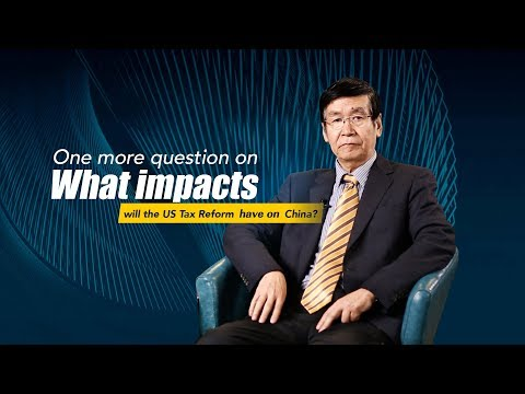 what impact will us tax reform have