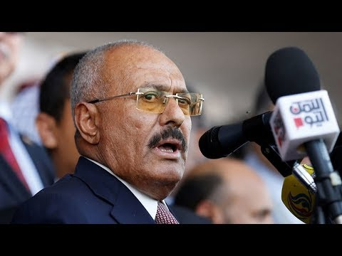 houthis kill yemen's former president saleh and his relatives