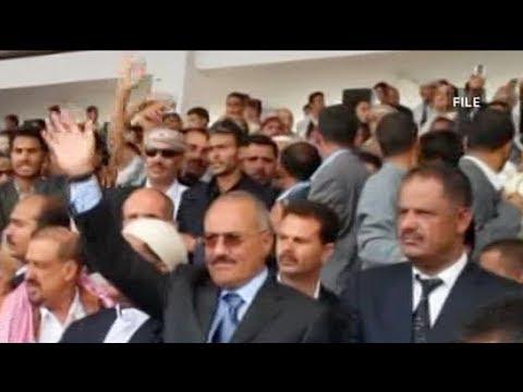 profile of yemens former president