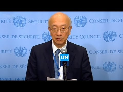 un calls on all parties to find a political solution