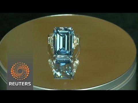 blue diamond fetches record 576m
