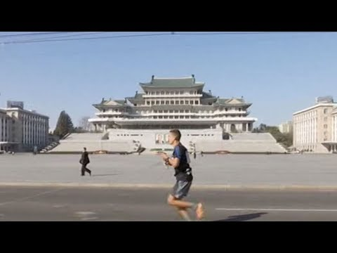 the authority of dprk hold marathon
