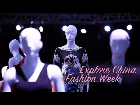 explore china fashion week