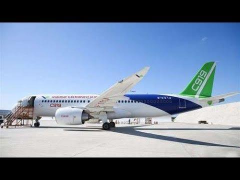 chinas homebuilt passenger aircraft completes first test flight