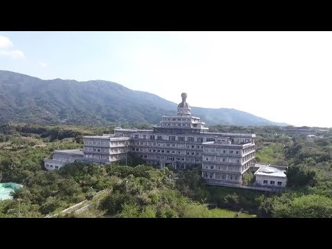explore the abandoned royal hotel
