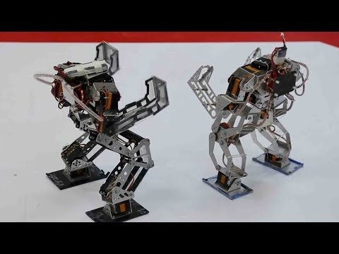 in 6th annual youth robot education olympics
