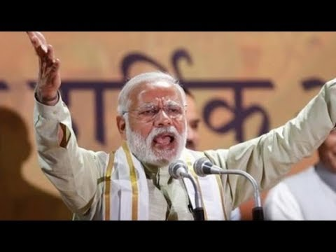 modi declares victory for ruling party