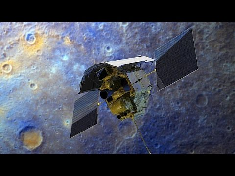 messenger spacecraft ended 4year mission to mercury