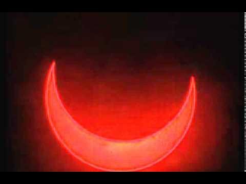 solar eclipse timelapse 2015