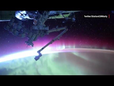 aurora borealis like youve never seen before