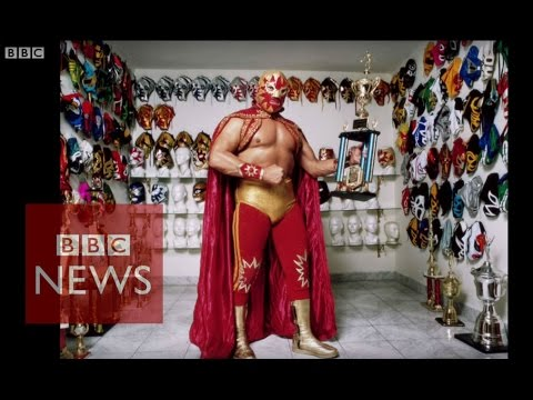 mexicos real life superheroes